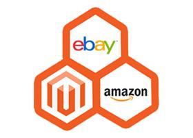 Magento与eBay & Amazon数据整合